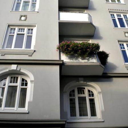 Fassadenbeschichtung - Arndt und Nordmann Malereibetrieb GmbH