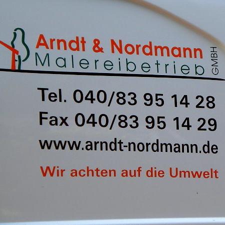 Arndt & Nordmann Maler Meisterbetrieb in Hamburg seit 1995